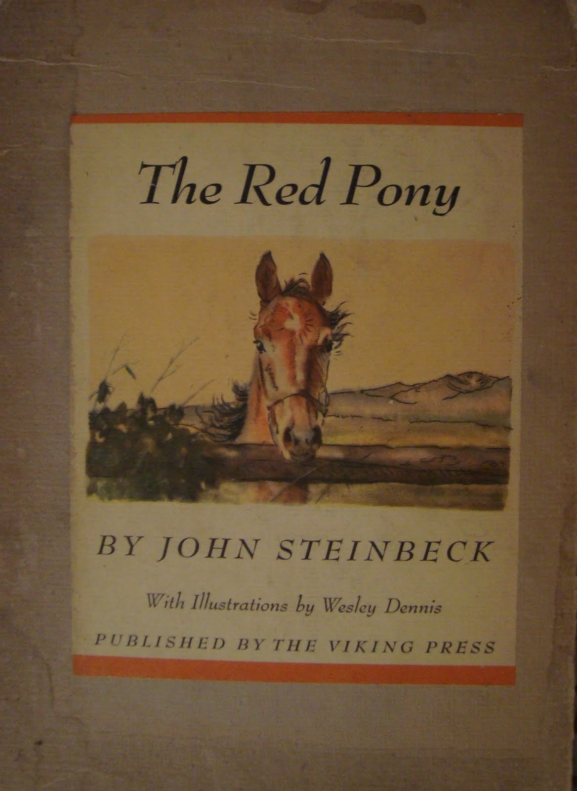 the red pony critical essay Free and custom essays at essaypediacom take a look at written paper - the red pony book description.