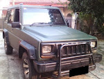 Dijual Mobil Bekas Daihatsu Ferosa Long 1995