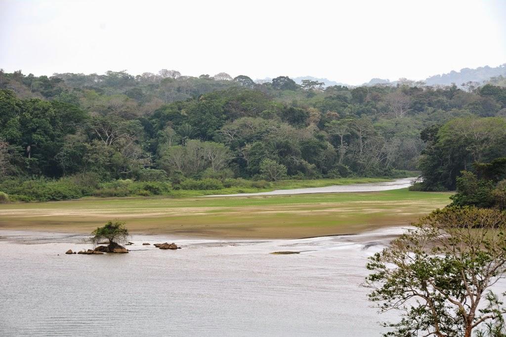 Gatun Lake Panama