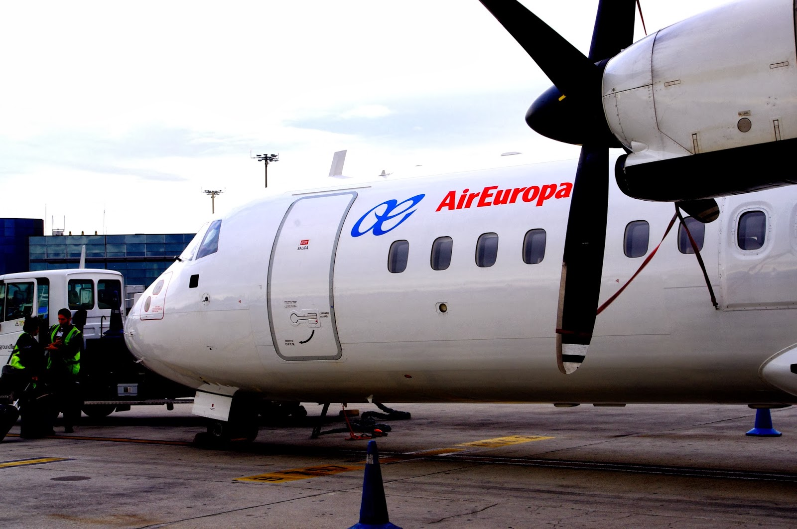 Air europa rompe el monopolio con nuevos vuelos a madrid for Air europa oficinas en madrid