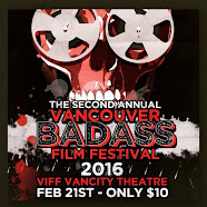 Local Talent Showcase: Badass 2016 - The Second Annual Vancouver Badass Film Festival
