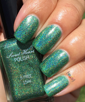 Sweet Heart Polish Hot August Nights