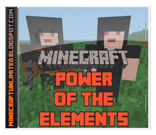 Power of The Elements Mod Cover