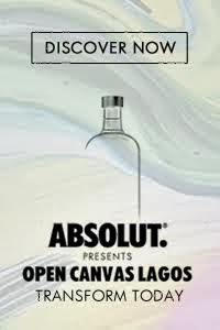 Absolut: Open Canvas Lagos