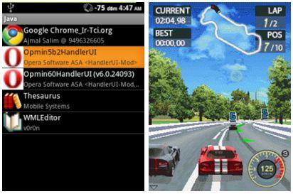 Запуск ява 3д игр на андроид