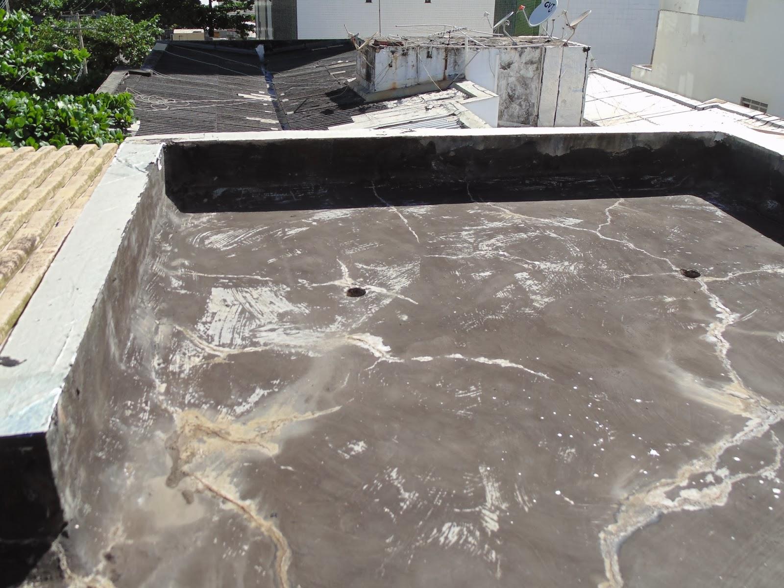 Imagens Serviços Executados: Cobertura Edifício Bairro Costa Azul  #49632B 1600 1200