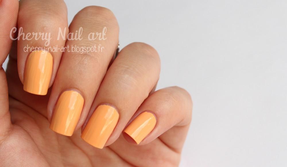 vernis Frenz nail Rose04