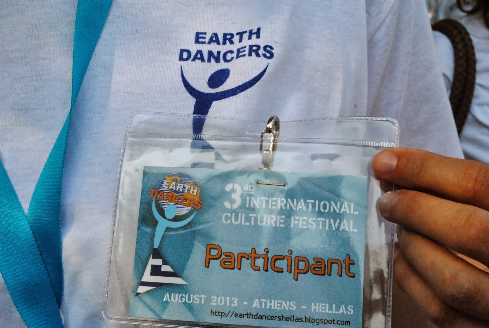 EARTHDANCERS