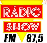 ouvir a Rádio Show FM 87,5 São Paulo SP