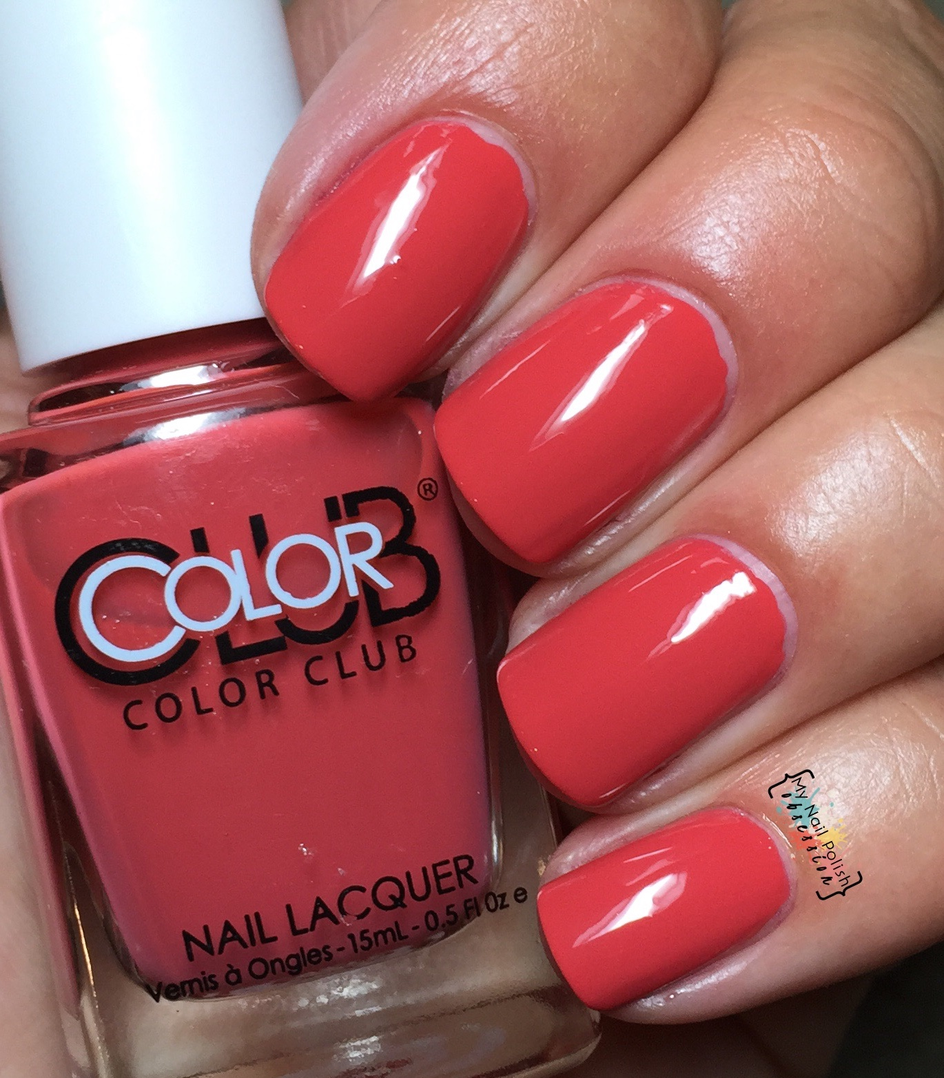My Nail Polish Obsession: Color Club Cabin Fever, Fall 2015 (partial ...