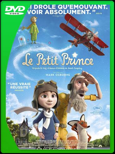 El Principito (2015) DVDRip Español Latino