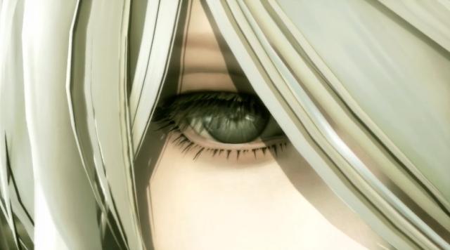 NieR New Project girl Square Enix 2015 E3