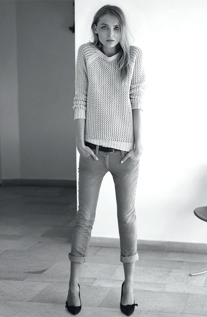 Snejana Onopka photographed by Karim Sadli for Isabel Marant campaign Spring/Summer 2011