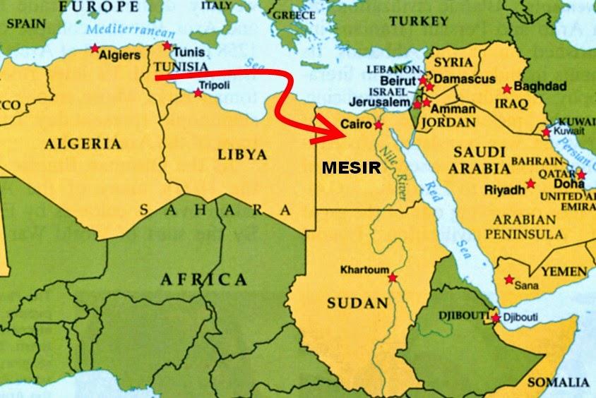 Tiga Bukti Peradaban Afrika Pernah Maju dan tak Terbelakang