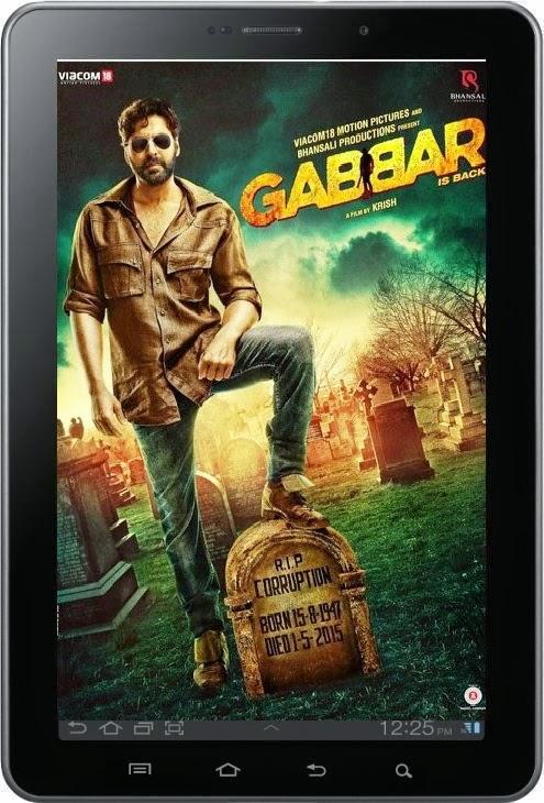 Gabbar is Back Ringtones
