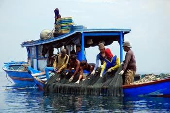 Dewan Geram Bantuan Nelayan Dijual Kelompok Nakal