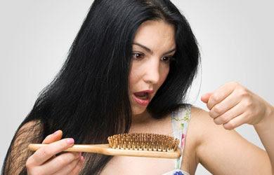Nutrisi Terbaik Untuk Mengatasi Rambut Rontok
