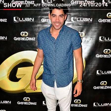 Gabriel Diniz – GD 360° – Caruaru – PE – 24.10.2014