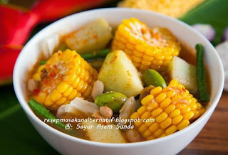 Resep Sayur Asem Asli Sunda Sederhana