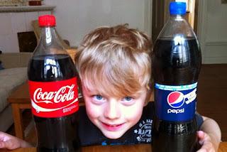 يزيد شرب المشروبات الغازية مشاكل تشتت الانتباه وفرط الحركة عند الاطفال