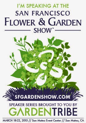 Come to the SF Flower & Garden Show!