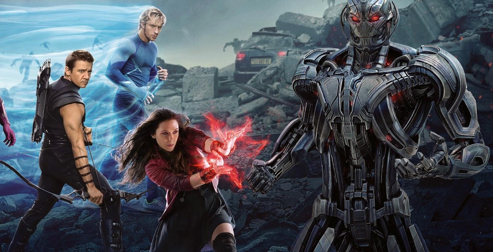 Vingadores: Era de Ultron | Ultron vs Homem de Ferro em cenas inéditas, featurette sobre origem do vilão & mais
