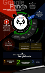 Infographie : Google Panda et SEO