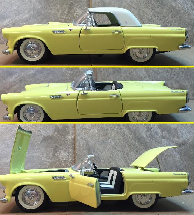 1955 Ford Thunderbird ~