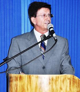 Vereador Salvio Santin