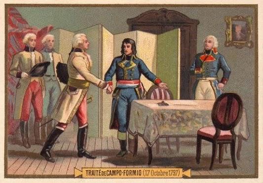 campo formio gizli antlaşması hakkında bilgi