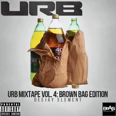 Deejay Element - Urb Mixtape Vol 4 (2014)