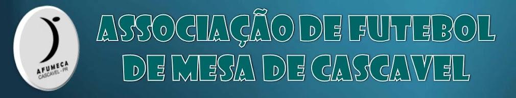 AFUMECA - Associação de Futebol de Mesa de Cascavel