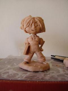 Ellie up orme magiche modellini film animazione cartoni animati statuette sculture action figure personalizzate fatta a mano