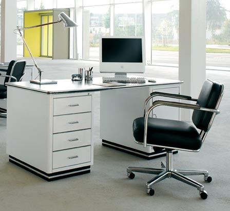 Interior design tips modern home office desks offer Home office desks