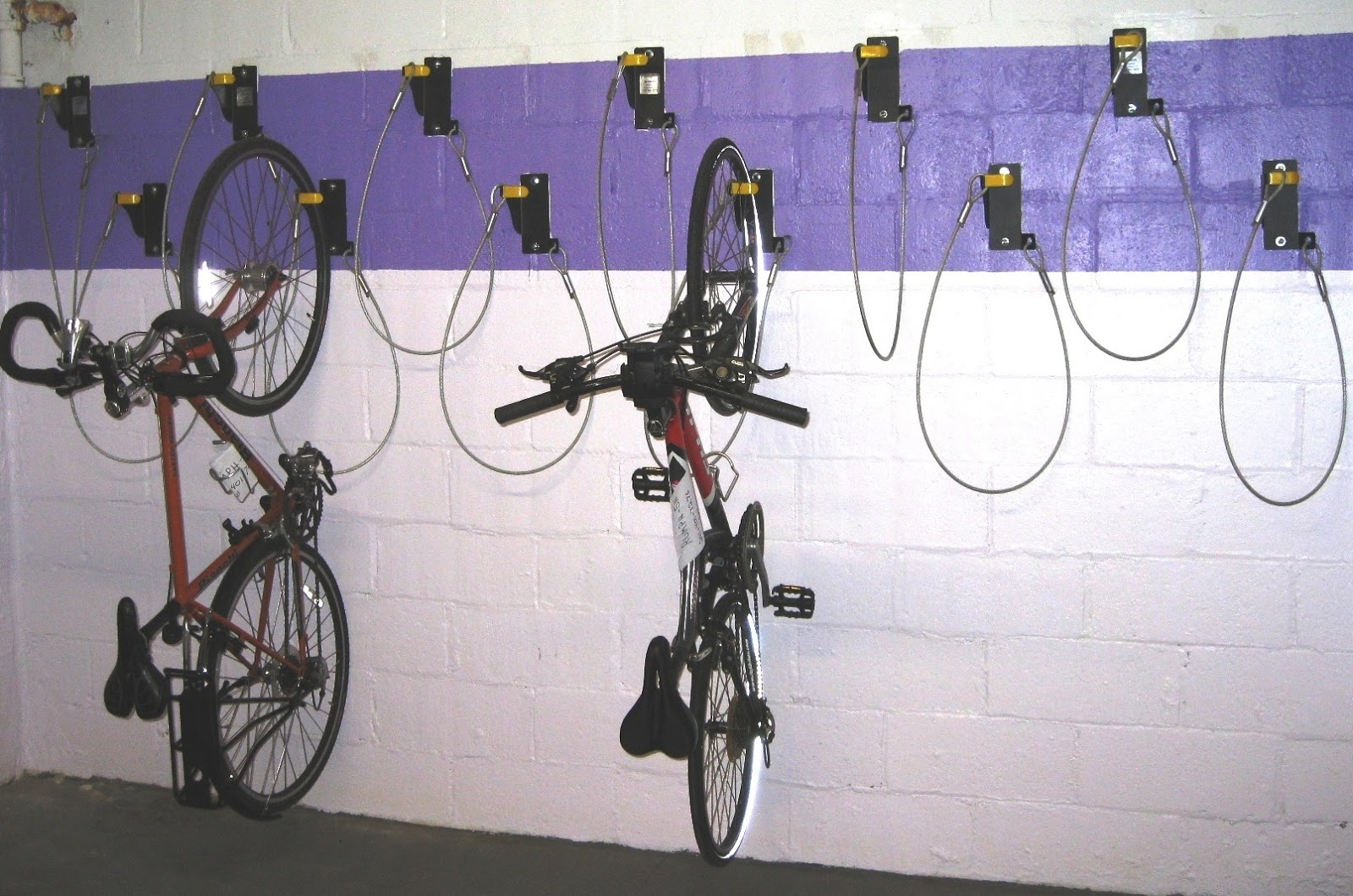 Houston Bike Storage Solutions Wall Mount Bike Racks In Houston