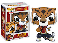 Funko Pop! Tigress