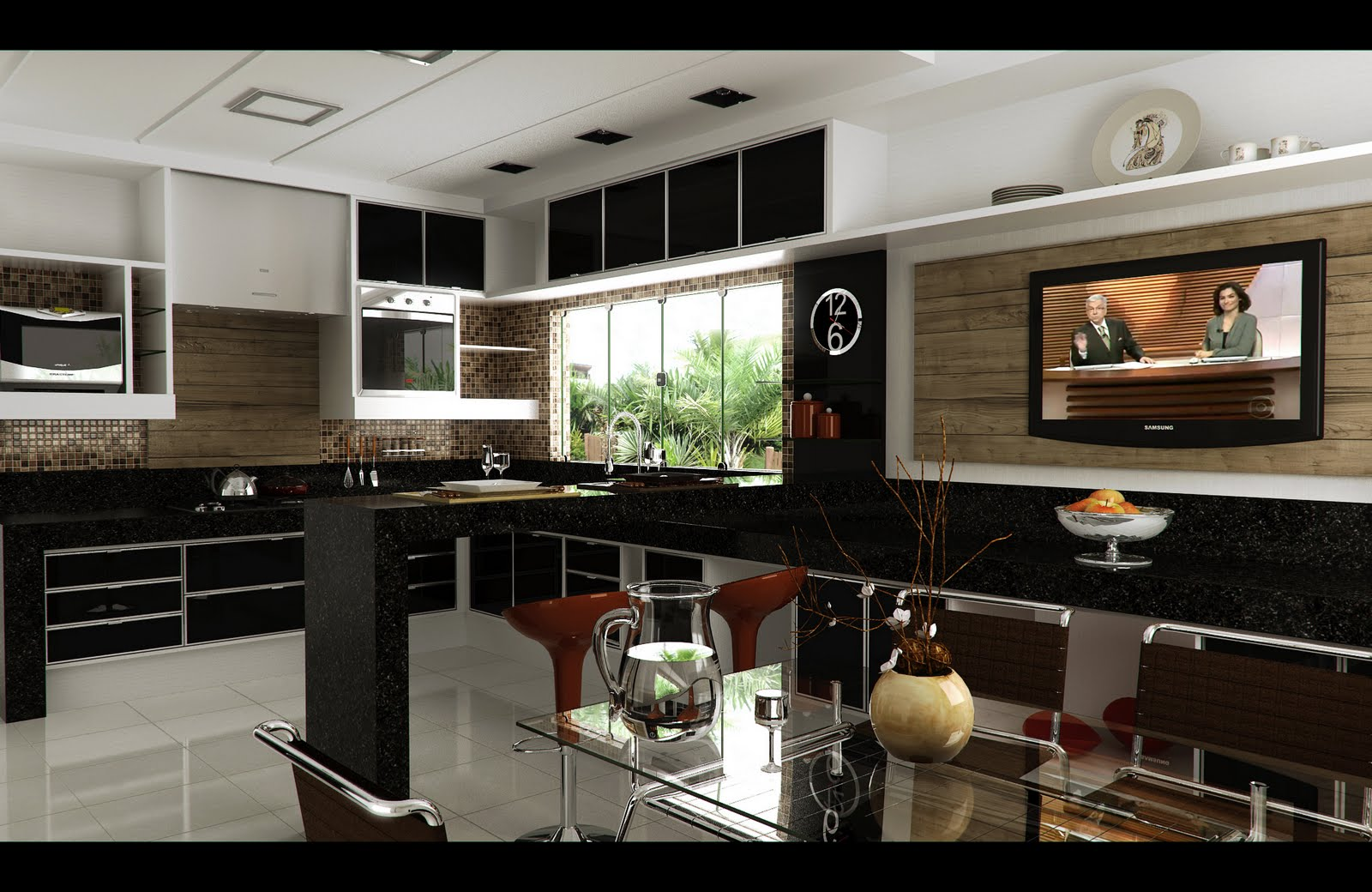 Projeto Cozinha #986133 1600 1040