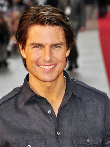 tom cruise long hairstyles. tom cruise long hairstyle.