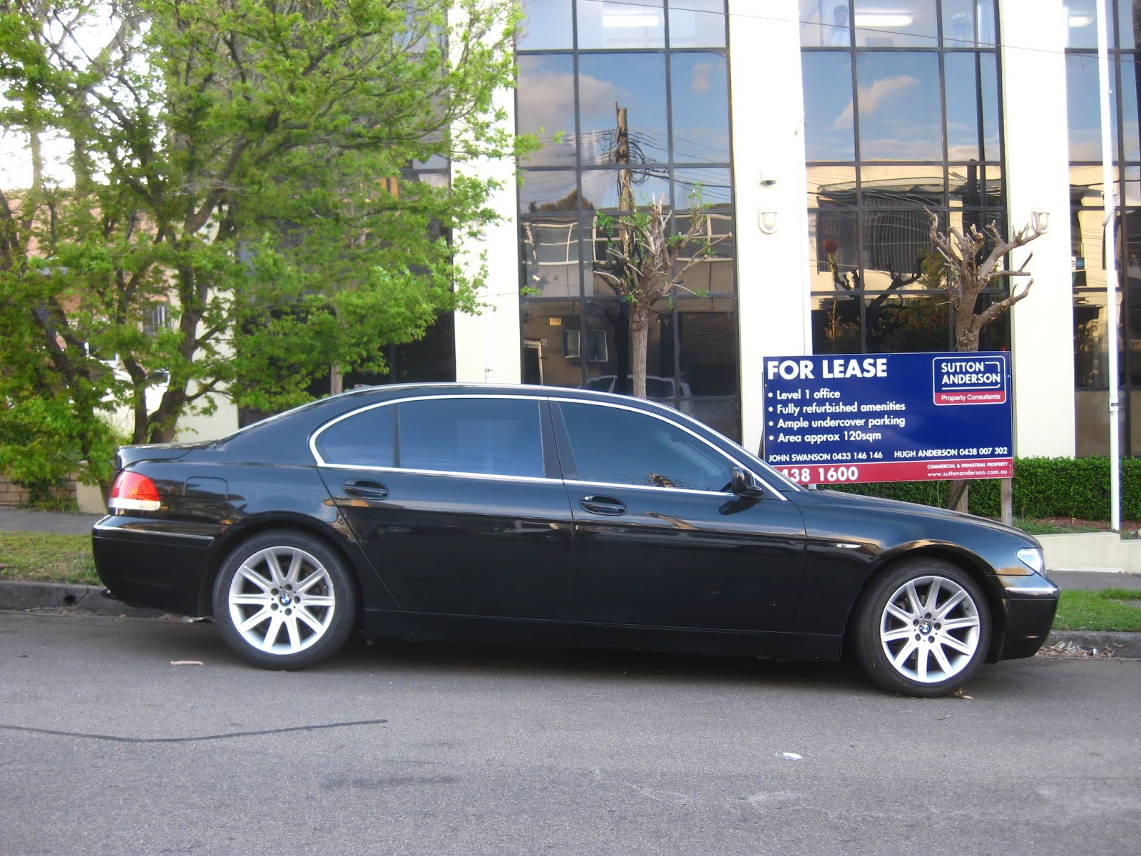 2002 BMW 760i E65 related infomation,specifications - WeiLi ...