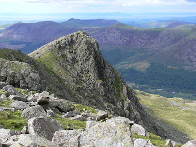 One of the finest Wainwrights is Steeple