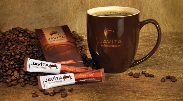 Javita Gourmet Energy + Mind Coffee