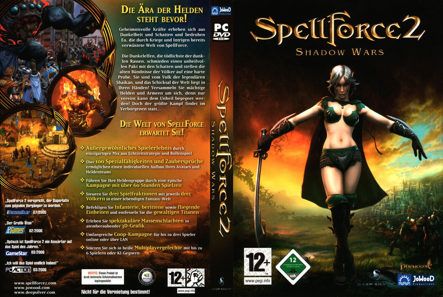 Spellforce 2 nude patch hentai picture