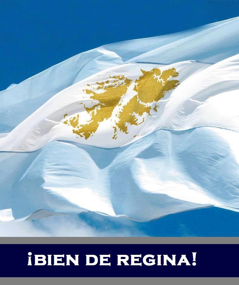 LAS MALVINAS SON ARGENTINAS. SOBRAN RAZONES.