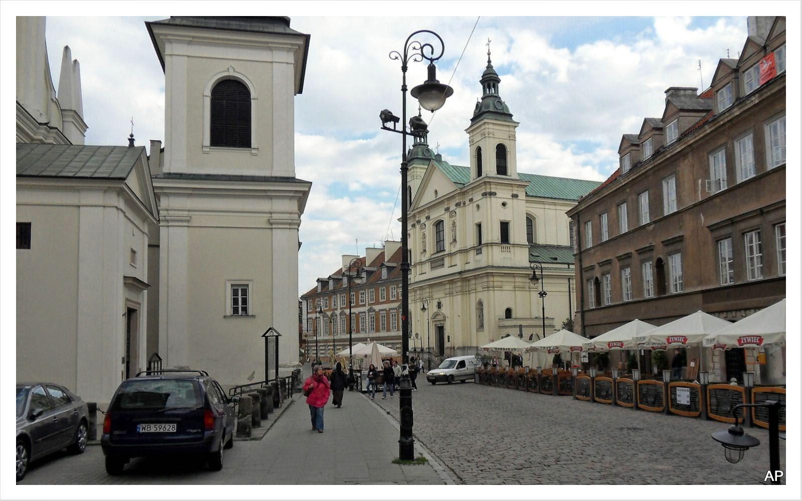 Kirche St. Jacek und Heiliggeistkirche