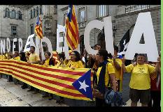 Parlamento catalán rechaza suspensión de su referéndum por el Tribunal Constitucional