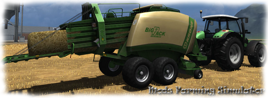 "Mods for ""Farming Simulator"""