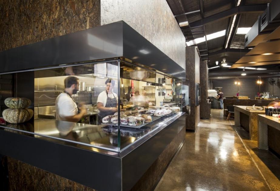 Kaper Design Restaurant Hospitality Design Inspiration Code Black Coffee