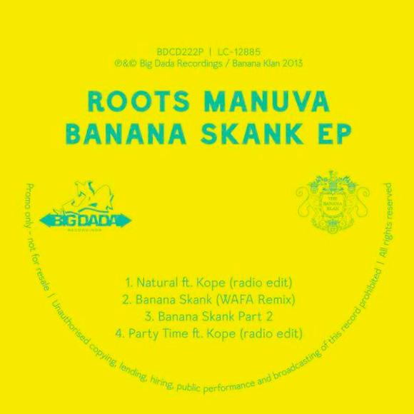 Roots Manuva - Banana Skank