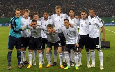 Daftar Squad Jerman untuk EURO 2012