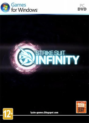 Strike Suit Infinity PC Cover